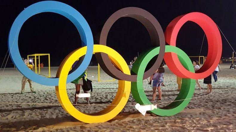 Un comodorense en Río