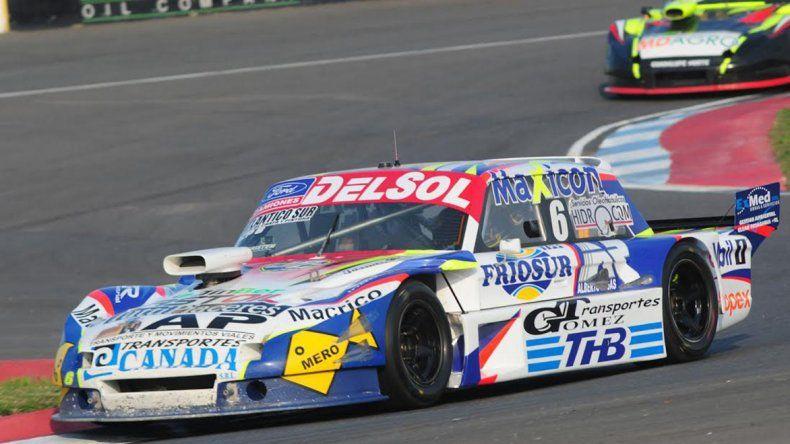 El Ford de Marcelo Agrelo que ya está clasificado para la Copa de Plata.