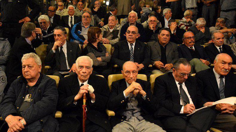 La megacausa La Perla finalizó con la condena a represores.