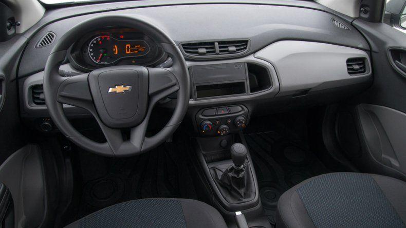 Prisma Joy, el reemplazo del Chevrolet Classic