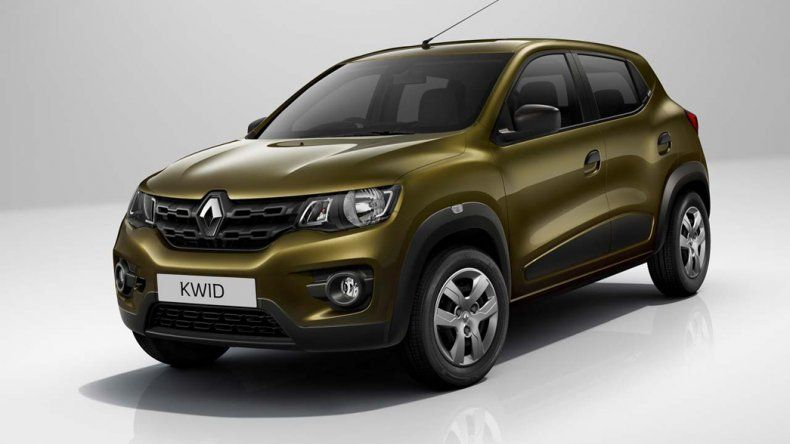 El Renault Kwid con motor 1.0: así llegaría a Argentina
