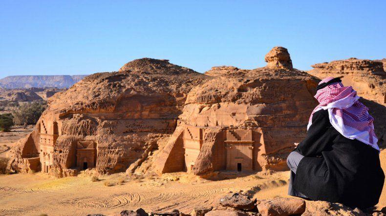 Dos pueblos que se camuflan entre las rocas