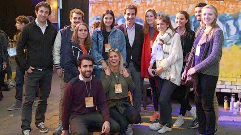 Buenos Aires le dio la bienvenida a  2.000 estudiantes