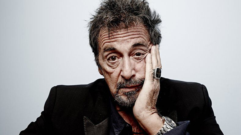 Al Pacino y la fama: uno no cambia, cambia la gente de alrededor