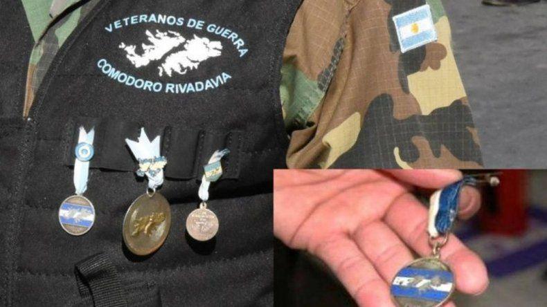 Dos veteranos de Comodoro viajarán a Malvinas