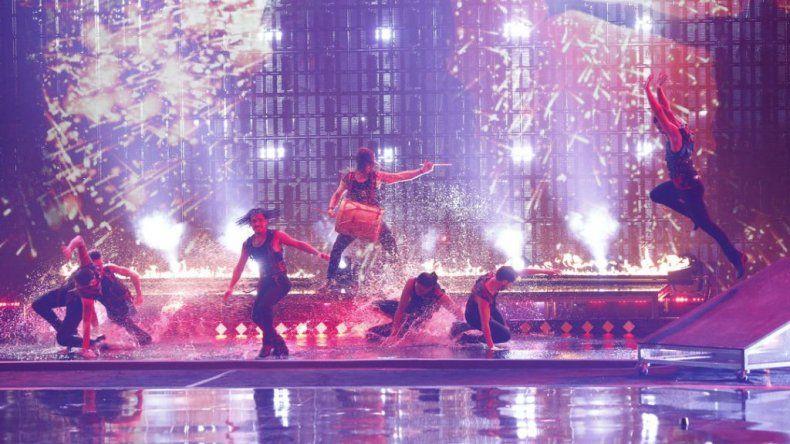 Malevo volvió a brillar en Americas Got Talent