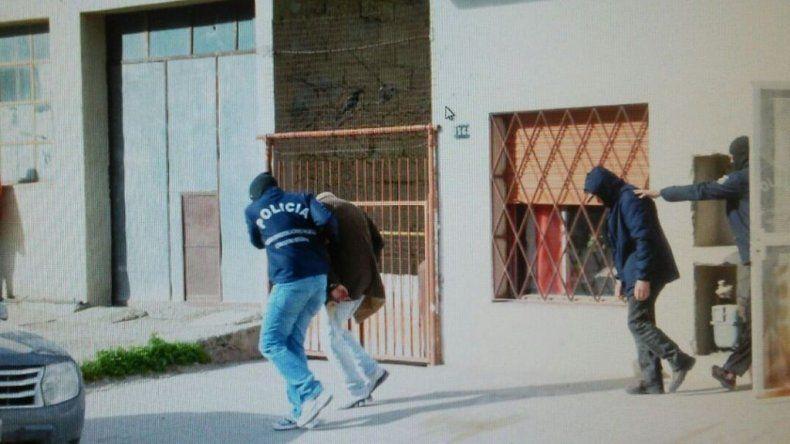 Dos personas detenidas por el presunto abuso de la menor en Caleta Córdova