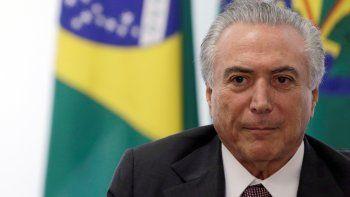 Tras la destitución de Rousseff