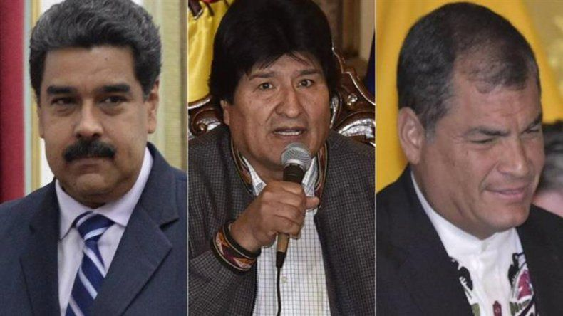 Presidentes latinoamericanos cuestionaron duramente al Senado brasileño.