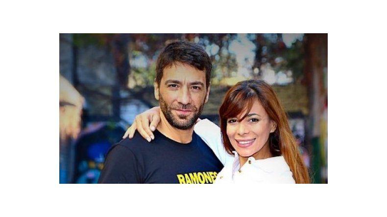 Gustavo Conti y Ximena Capristo revelaron el nombre de su hijo