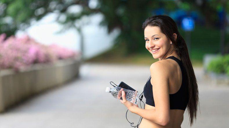 Alertan sobre  las apps  de fitness