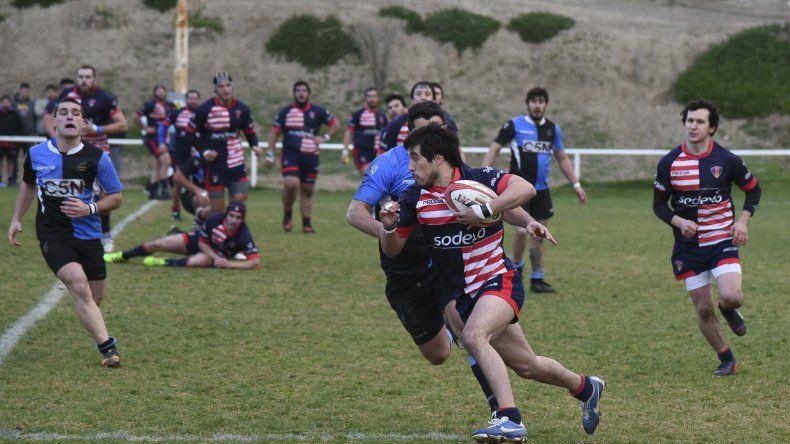 Un fin de semana a todo rugby se vivirá en la región.