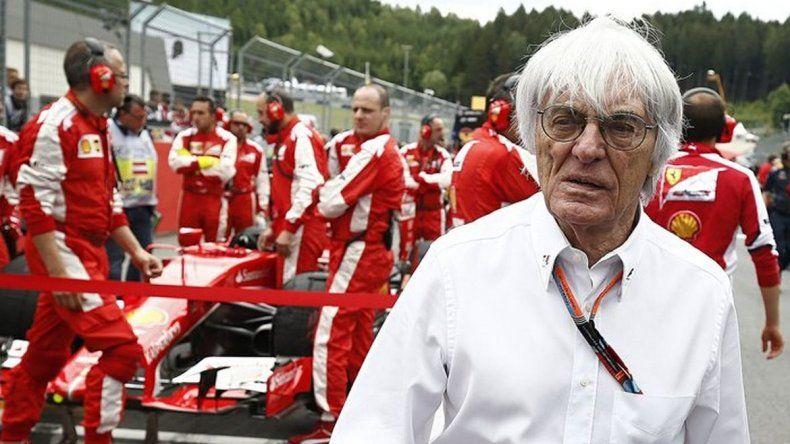 Ecclestone vende la Fórmula 1 en 8.500 millones de dólares