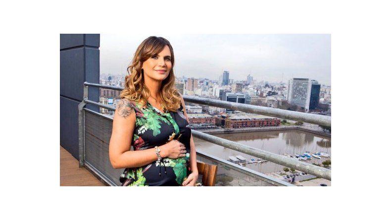 Amalia Granata habría descubierto una infidelidad de Leonardo Squarzón