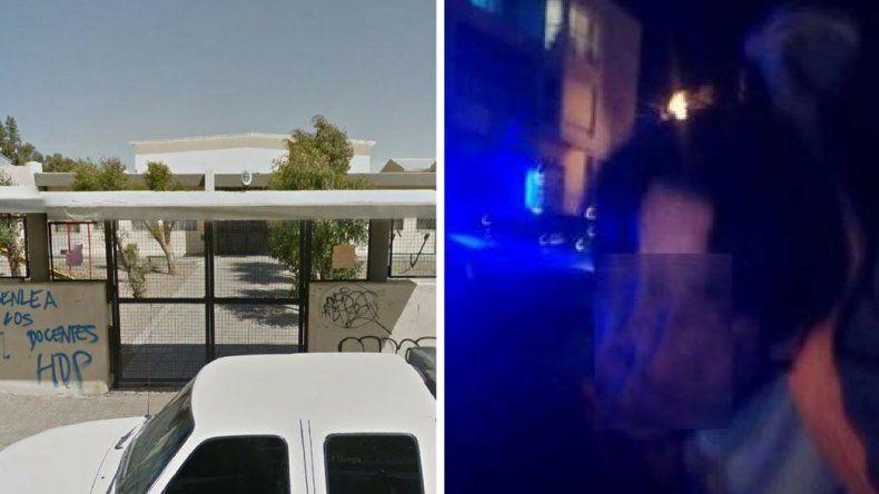 Padres atraparon a un supuesto exhibicionista y fue liberado al otro día