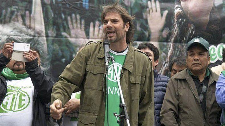Daniel Catalano alertó sobre las intenciones del Gobierno para echar trabajadores.