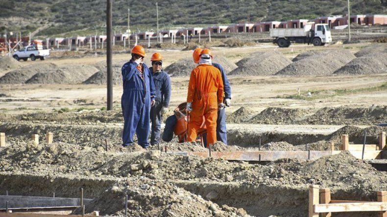 Las obras se desarrollan en Kilómetro 12.