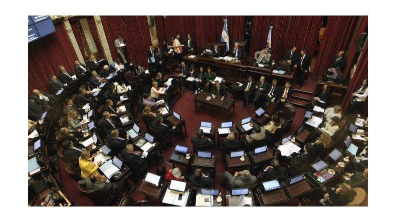 El Senado debatirá hoy la ley del Arrepentido y creará la figura de flagrancia