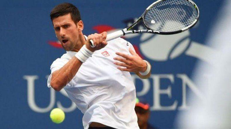 Djokovic es el primer finalista del Us Open