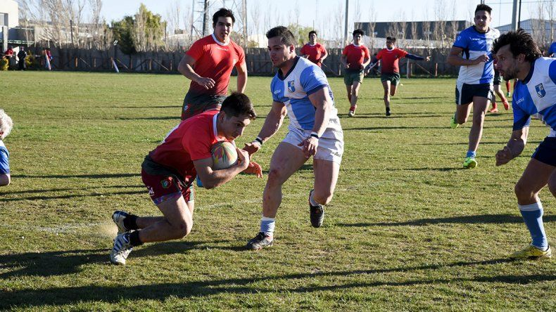 Esta tarde se jugará en Astra y en Caleta Olivia la segunda fecha del torneo Super 7 de rugby.