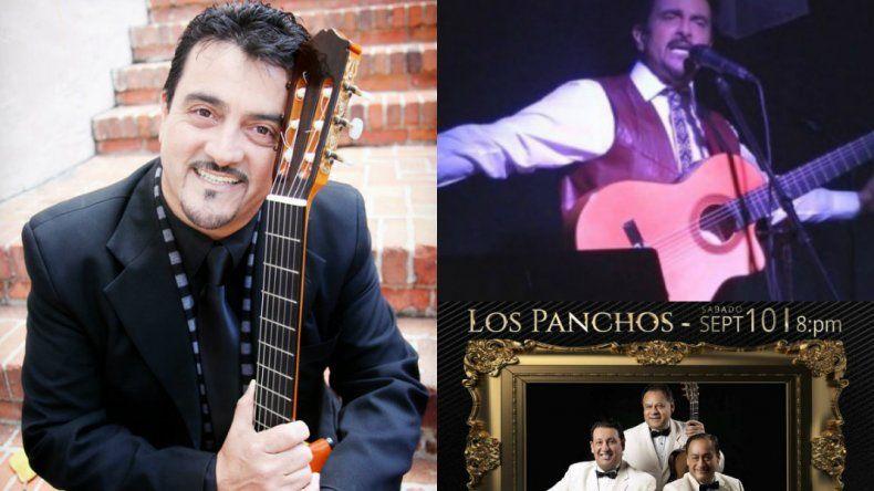 Comodorense compartirá escenario con el trío Los Panchos en Miami