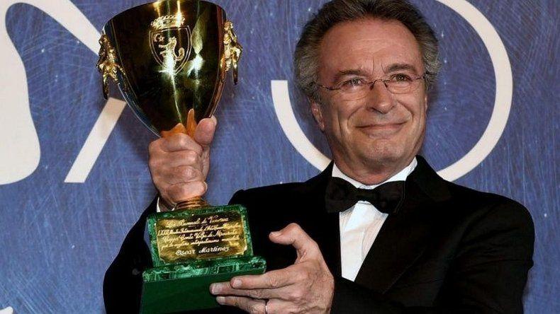 Oscar Martínez, el primer latinoamericano en ganar la Copa Volpi