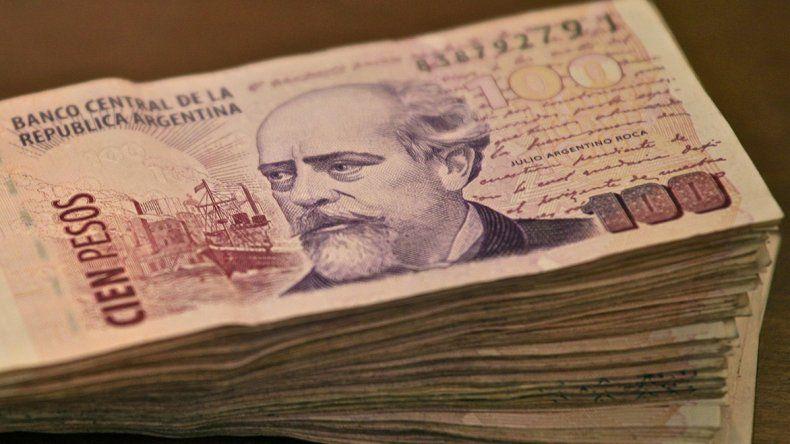 La víctima acababa de retirar los 20 mil pesos de un banco.