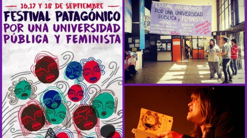 La Universidad se vestirá de violeta con el primer festival feminista del año