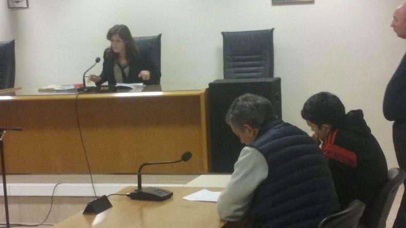 Joaquín Suárez fue imputado por el asesinato de su primo y pasará un mes en prisión preventiva.