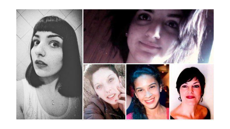 En 15 días, encontraron sin vida a 5 chicas desaparecidas
