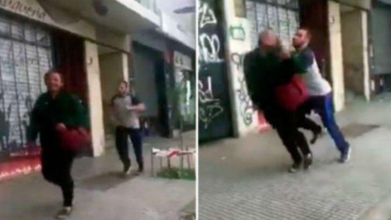 Un rugbier agredió a un hombre en la calle y fue suspendido de por vida
