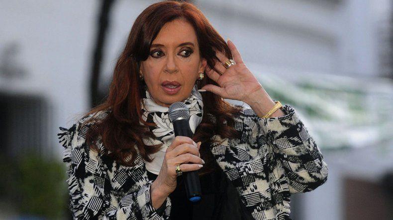Cristina pidió a la oposición unificar las discusiones en los problemas cotidianos de la gente.