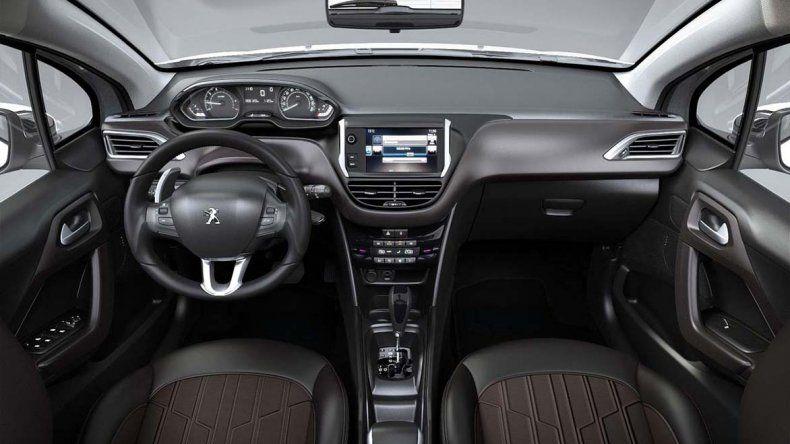 Peugeot 2008 Crossway, ahora con más carácter