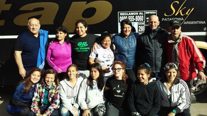 Calafate RC será uno de los equipos femeninos de la Unión Austral que participará en el torneo Regional Patagónico que se jugará en Rawson.