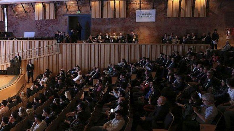 Sindicalistas y legisladores en la segunda jornada de audiencia por el gas