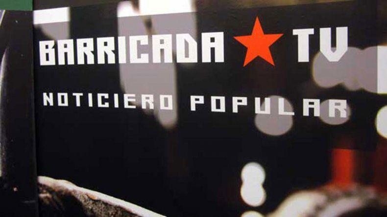 Barricada TV es una de las experiencias populares de realizar televisión.