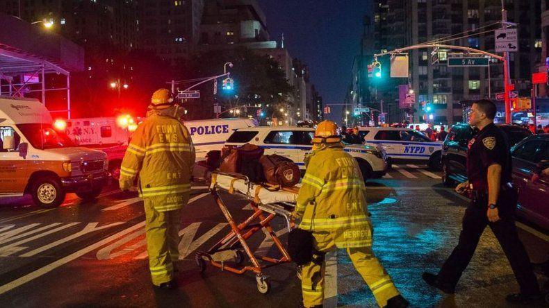 Hay 29 heridos y encuentran una segunda bomba