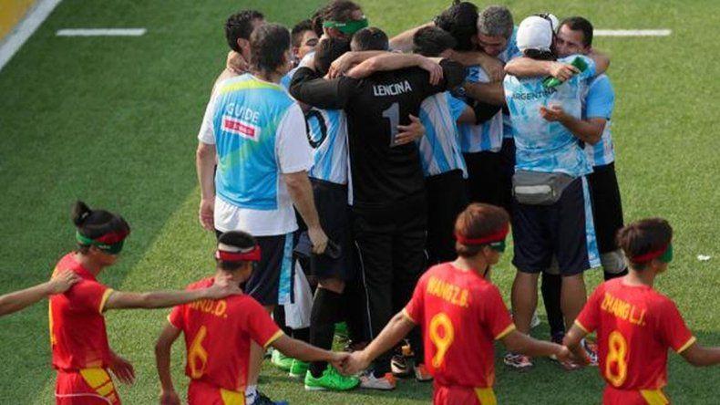 Los Murciélagos consiguieron la quinta medalla para Argentina