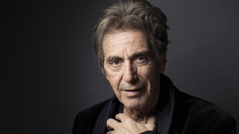 Al Pacino llega a la Argentina para presentar su unipersonal en el Colón