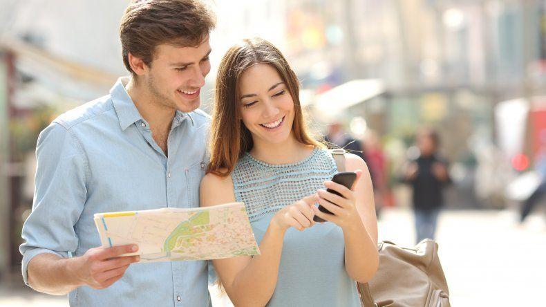 Mirá la aplicación que sirve para programar viajes