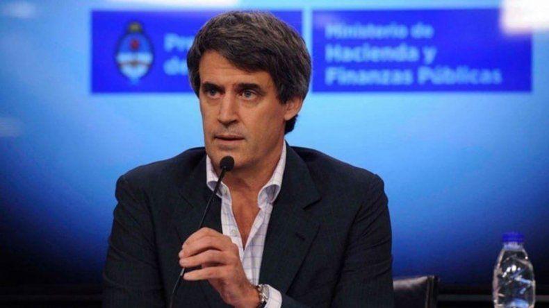 Prat-Gay participó del Foro de Empresarios Franco-Argentino