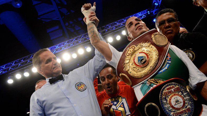 Finalmente Narváez peleará con Manny Rodríguez