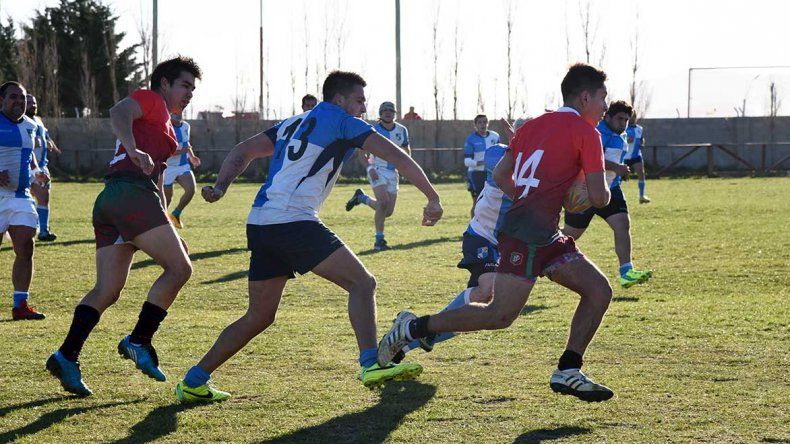 El rugby tendrá un sábado de definición en cancha de El Trébol.