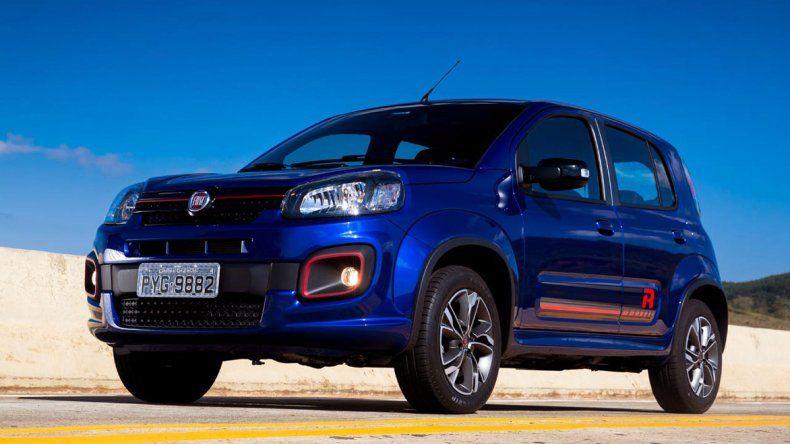 Fiat Uno, con nuevos motores y control de estabilidad