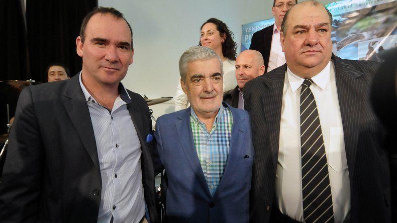 Das Neves anunció a Herman Müller como nuevo ministro de Turismo y a Quique García como viceministro.