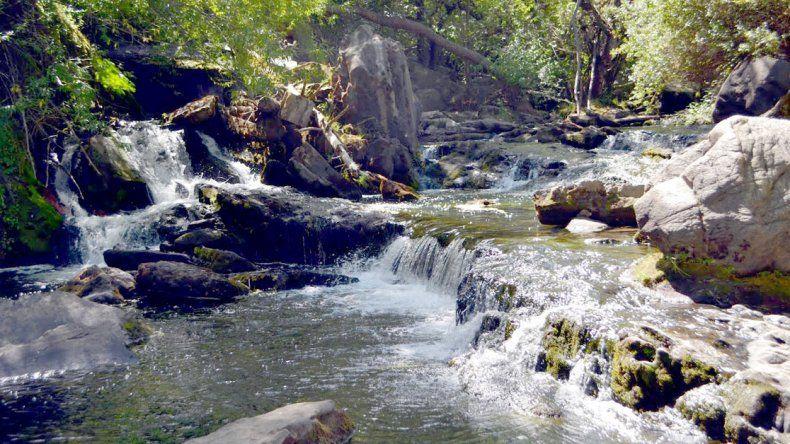 Mallín Ahogado: un circuito de abundante belleza natural