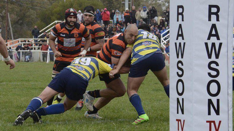 Bigornia RC derrotó a Catriel RC 21-18 y de esa manera se quedó con el título del Torneo Regional Patagónico en la zona Campeonato.