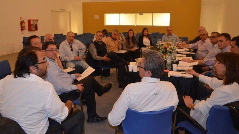 El Comité de Cuenca del Río Senguer analizó la situación hídrica