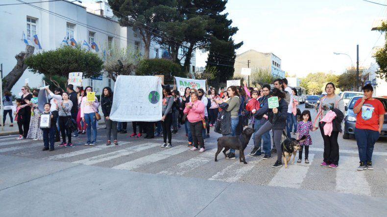 Exigimos que el municipio castre en el dispensario canino como prometió