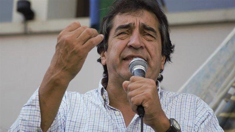 Hugo Cachorro Godoy afirmó que es una necesidad exigirle al Gobierno un cambio.